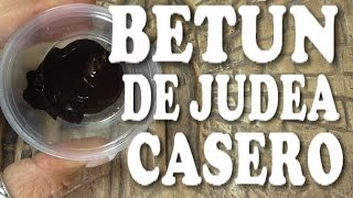 Download BETÚN DE JUDEA CASERO EN MENOS DE UN MINUTO - BITUMEN OF JUDEA HOMEMADE Video