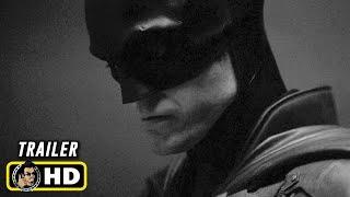 Download THE BATMAN (2021) Robert Pattinson Batsuit Reveal [HD] Black & White Version Video