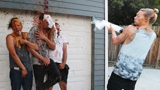 Download Mystery Tin Can Challenge - Dudesons Summer of Challenges Video