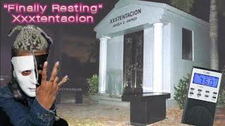 Download FACE SEEN ″Spirt Box″ Xxxtentacion at his Final Resting Spot Midnight Xxxtentacion GHOST SEEN Video