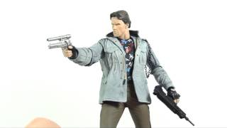 Download Video Review of the NECA Terminator; T-800 (Tech Noir) Video