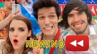 Download GRABANDO YOUTUBE REWIND 2015   LOS POLINESIOS VLOGS Video
