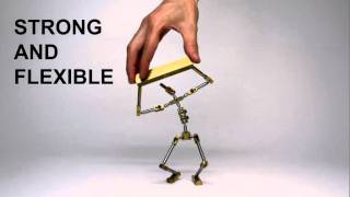 Download KINETIC ARMATURES, stop motion profesional armatures or skeletons Video
