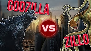 Download Zillo Beast (the Clone Wars) vs Godzilla (2014 Version) | Star Wars: Galactic Versus Video