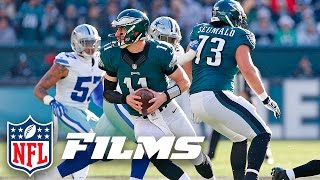 Download Carson Wentz Connects With Zach Ertz in the Clutch (Week 17) | NFL Turning Point Video