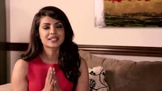 Download Priyanka Chopra's Inspiring Message to India Video