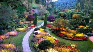 Download Buchart Botanical Garden | Victoria BC Video