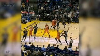 Download Draymond Green Kicks Someone AGAIN! Video