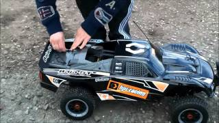 Download BAJA 5T 2016.04.10. The first start. Video