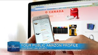 Download You have a public Amazon profile page that others can see Video