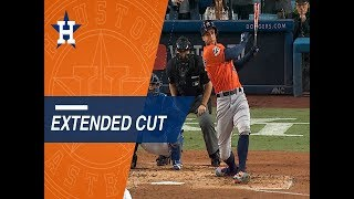 Download Watch the Extended Cut of George Springer's historic World Series home run in Game 7 Video