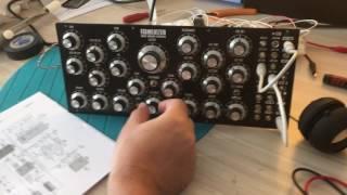 Download Frankenstein(Doepfer DIY Synth) - It's Alive Video