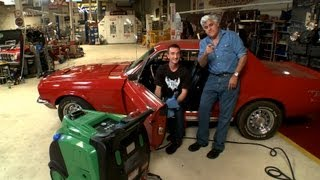 Download Detail Your Car - With Steam! - Jay Leno's Garage Video