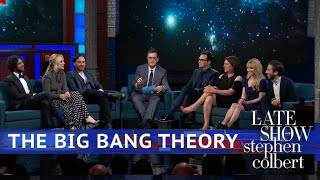 Download 'The Big Bang Theory' Cast Together For One Final Time Video