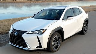 Download 2019 Lexus UX 250h Review | AWD + HYBRID + STYLE Video