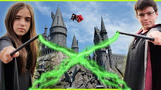 Download WE MADE IT TO HOGWARTS!! - Harry Potter World Takeover Video
