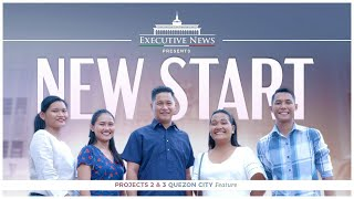 Download NEW START | Projects 2&3, Quezon City | Executive News Video