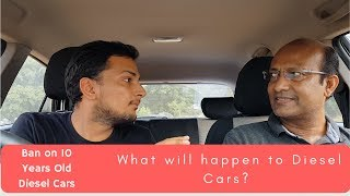 Download Ban on 10 Year old Diesel Cars   Discussion with Ask CarGuru Video
