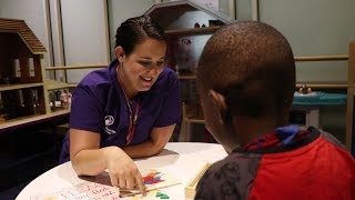 Download Child Life Specialists at Shriners Hospital in Boston Video