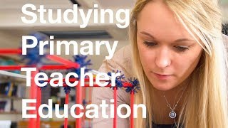 Download Studying Primary Teaching | Oxford Brookes University Video