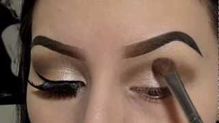 Download Champagne Shimmer (Neutral Colors) Eyeshadow Tutorial Video