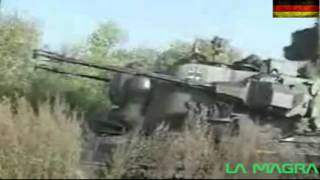 Download German Flugabwehrpanzer Gepard B2L - self-propelled anti-aircraft gun Video