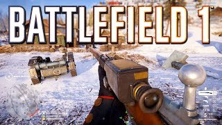 Download Battlefield 1: Mosin-Nagant Sniper Gameplay - In The Name of the Tsar DLC Video