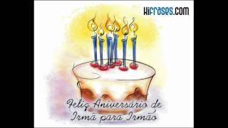 Download Feliz Aniversário de Irmã para Irmão Video