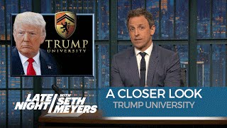Download Trump University: A Closer Look Video
