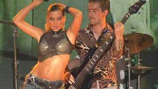Download Jeanette Biedermann - Right Now - Very Hot Performance Video