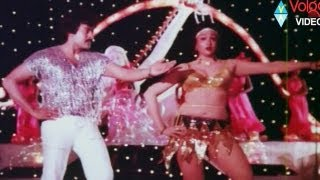 Download Chattamtho Poratam Movie Songs Nenoka Chilakala Chiranjeevi Madhavi Sumalatha Video