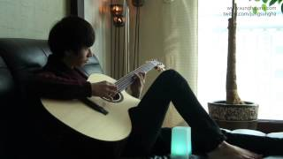 Download (Original) Gravity - Sungha Jung (Bariton Guitar) Video