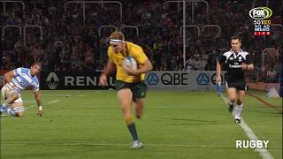 Download The Rugby Championship 2017: Argentina vs Australia Video