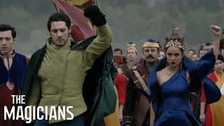 Download THE MAGICIANS   Season 2, Episode 9: 'Music Hath Charms'   SYFY Video