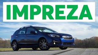 Download 4K Review: 2017 Subaru Impreza Quick Drive | Consumer Reports Video