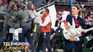 Download Matías Almeyda, el auténtico ″levanta-gigantes″ | CONCACAF Champions League | Telemundo Deportes Video