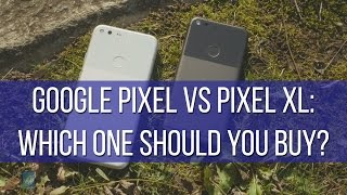 Download Google Pixel vs Pixel XL: which one should you buy? Video