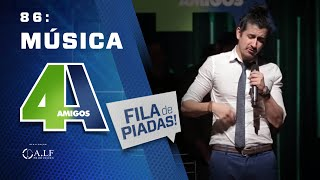 Download FILA DE PIADAS - MÚSICA - #86 Participação Fabiano Cambota Video