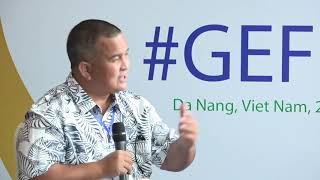 Download #GEFLive: H.E. David Paul, Environment Minister of the Republic of the Marshall Islands Video