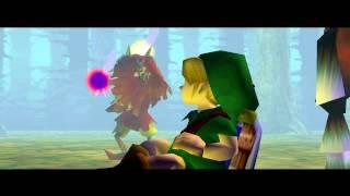 Download The Legend of Zelda : Majora's Mask - Intro Video