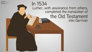 Download Martin Luther: Great Translators of the Bible Video