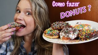 Download Como fazer DONUTS? Video