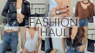 Download TRY ON FASHION HAUL | Spring Style Video