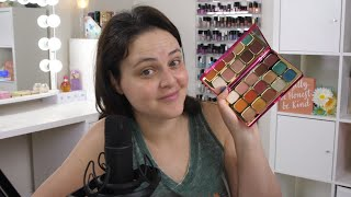 Download LIVE CHAT - Jaclyn Cosmetics, Tarte's New Palette, Juvia's Place & Jeffree Star Video
