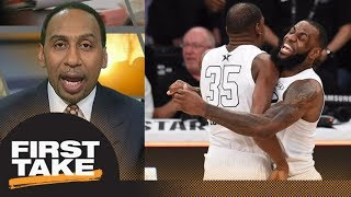 Download Stephen A. Smith on the 2018 NBA All-Star Game: I give it an A | First Take | ESPN Video