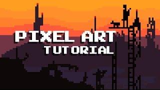 Download How create Pixel Art For Games - Tutorial - 8Bit Graphic Design Video