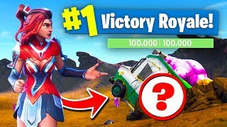 Download WHATS UNDER The TRUCK In Dusty Divot? Fortnite Battle Royale Video