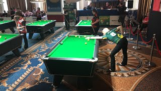 Download 2019 Ladies world Masters Round 3 - Karen (Guv) Winter (AUS) v Amy King r5 currently 1-1 Video