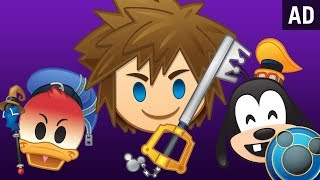 Download A Look at KINGDOM HEARTS III | As Told By Emoji by Disney Video