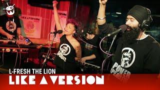 Download L-FRESH The LION - Survive (live on triple j) Video